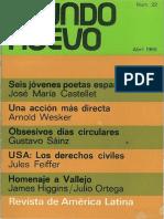 Mundo Nuevo 22 (1968)