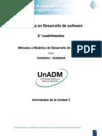 DMMS Actividades de La Unidad 3