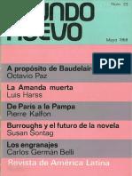Mundo Nuevo 23 (1968)