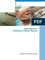 Training Manual Policing Urban Space V1258164 03