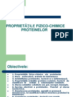 2Propriet fizico-chimiceProteine