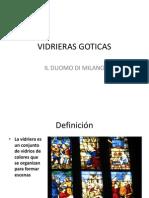VIDRIERAS GOTICAS.pptx