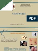 LESIONOLOGÍA