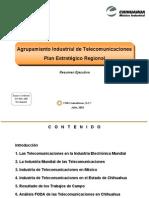 Resumen Ejecutivo Telecomunicaciones