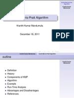 16364 KMP Algorithm
