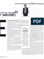 Articulo Revista p&m Septiembre 2013