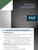 Ch 1 Financial Management