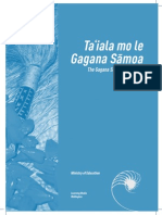The Gagana Samoa Guidelines