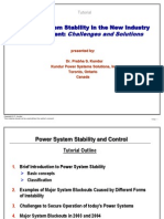 CIGRE PowerSystemStabilityNewIndustry KundurPowerSols CAN PP1