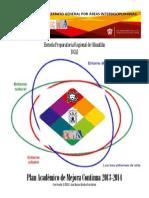 Plan Academico de Mejora Continua BGAI