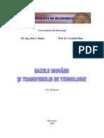 Bazele Inovarii, Dr.ing. Dan C. Badea