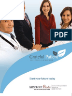 Grateful Patient Brochure