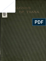Apollonius of Tyana.pdf by Mead