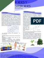 Cartel Esteroides