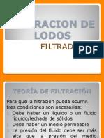 Filtracion de Lodos