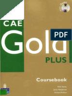 CAE Gold Plus - Coursebook