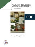 Simulacro Del Cristo Morto Nella Chiesa Prepositurale Di Caminata Val Tidone