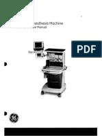 Datex Ohmeda Aespire 7100 - Service Manual (2)