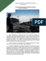 Geoposicionamiento de Precision Sierra de Las Nieves
