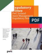 2011 Regulatory Times PwC