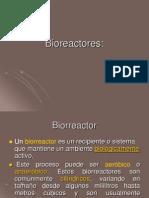 Bioreactores Clase 5