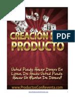 Creacion Del Producto (MRR)
