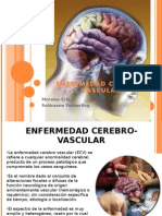 Enfermedad Cerebro Vascular