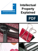 Intellectual property explained UK