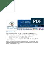 16-09-2013 Blog Rafael Moreno Valle - UN HISTÓRICO E INOLVIDABLE CCIII ANIVERSARIO DE LA INDEPENDENCIA, CELEBRÓ RMV CON MILES DE POBLANOS