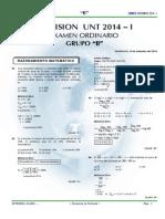 ExamenUNT2014-ICompletoB
