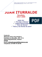Dossier Juan Iturralde