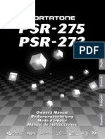 PSR275S