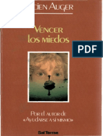 Lucien Auger - Vencer Los Miedos