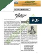 Literatura Compendio General - 5- Hispanoamerica