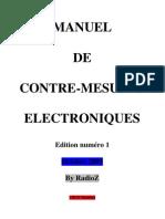 Manuel de contre-mesures électroniques