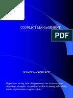 165680748 Conflict Management