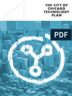 City of Chicago Tech Plan