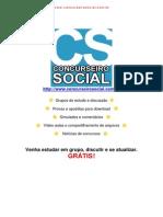 Concurseiro Social - Apostila de Língua Portuguesa para Concursos