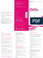 139463 Delta Candidate Leaflet Document
