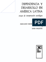Cardoso Fernando_Faletto Enzo_La Internacionalizacion Del Mercado El Nuevo Caracter de La Dependencia_Dependencia y Desarrollo en America Latina