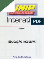 Slide Ed Inclusiva n1