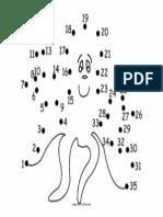 Octopus Dot to Dot