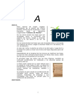 Diccionario Textil 1
