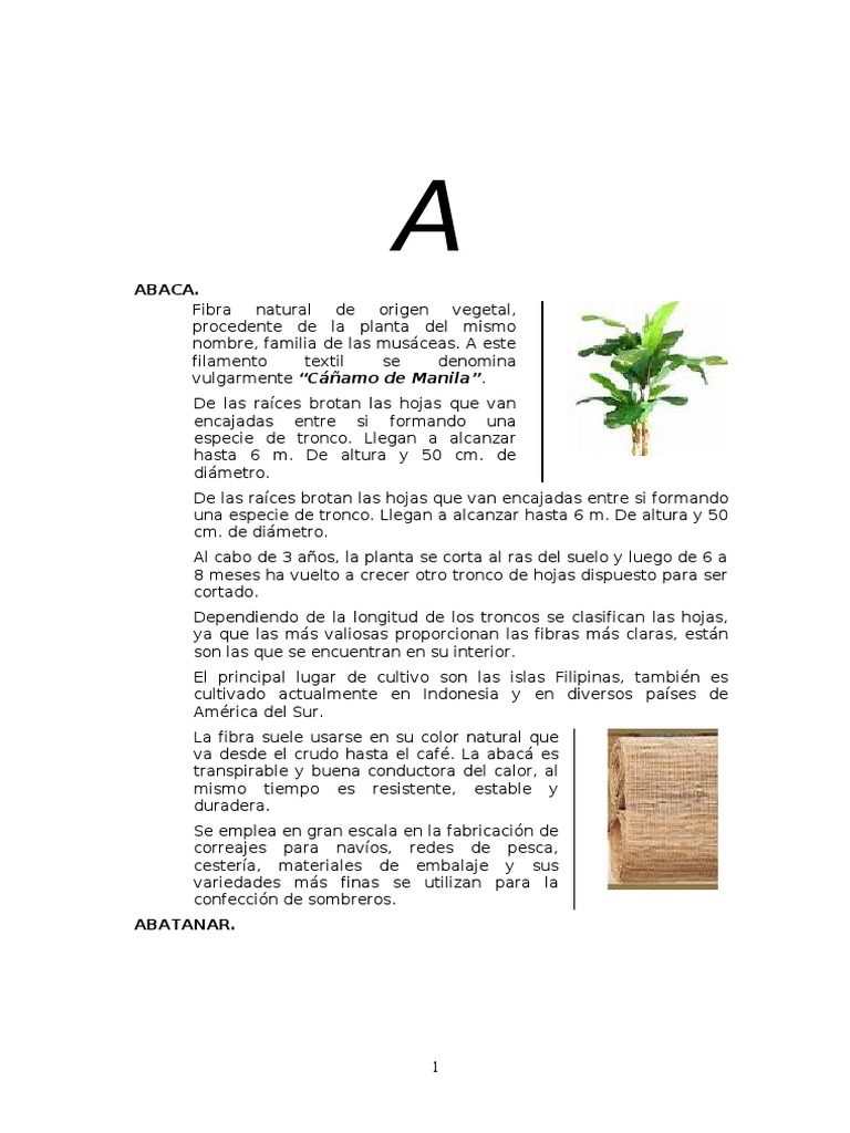 ce9e9a970a3 Diccionario Textil 1