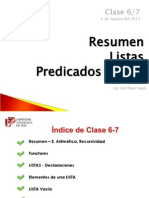 UTP_IS_Clase06 LISTAS.pdf