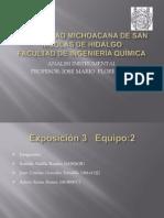 Analisis Instrumental Expocición 3