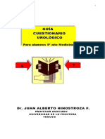 Guia Cuestionario Urologia