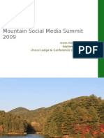 The Mountain Social Media Summit