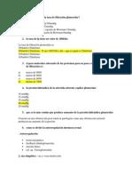 Preguntas Para El Examen Final de Nefrologia (Tema Capitulo 2 Libro Vander)