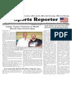 September 18 - 24, 2013 Sports Reporter